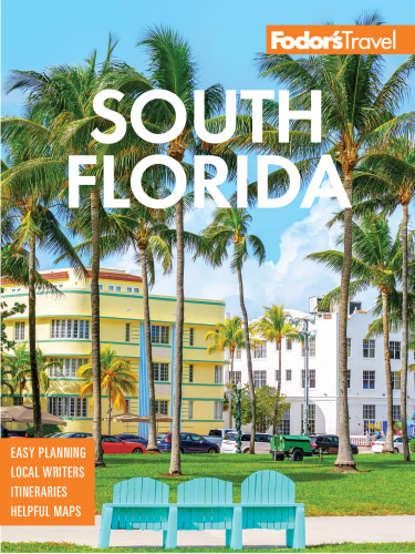Fodor's South Florida With Miami, Fort Lauderdale, and the Keys (Full-color Travel...