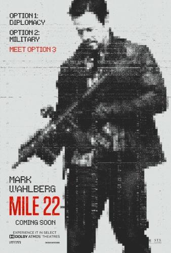 Mile 22 (2018) 1080p Blu-Ray x264 [Multi Audio][Hindi+Telugu+Tamil+English]
