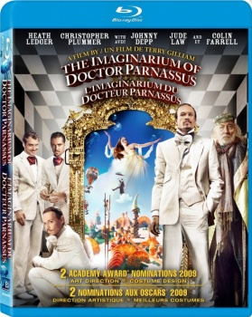 Parnassus - L'uomo che voleva ingannare il diavolo (2009) Full Blu-Ray 35Gb VC-1 ITA ENG DTS-HD MA 5.1