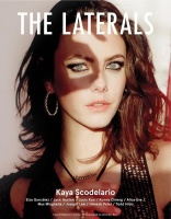 Kaya Scodelario -         The Laterals Magazine Issue #04 2020.