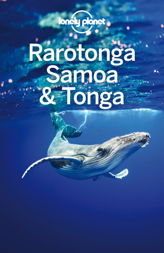 Lonely Planet Rarotonga, Samoa & Tonga, 8 edition (Travel Guide)