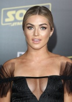 Lindsay Arnold  -                              ''Solo: A Star Wars Story'' Premiere Los Angeles May 10th 2018.