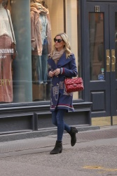 Nicky Hilton - Out in New York City 01/17/2019