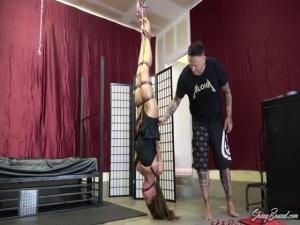 Chrissy Marie - Inverted and Immobile - BDSM, Punishment, Bondage
