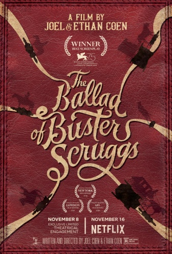 The Ballad of Buster Scruggs 2018 1080p WEBRip x264 RARBG