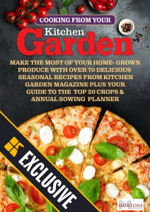 Cooking From Your Kitchen Garden  November (2019)