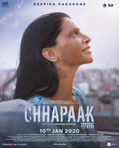 Chhapaak (2020) Hindi HQ HDCAM Rip  x264 AAC 1 2GBMB