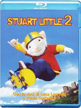 Stuart Little 2 (2002) Full Blu-Ray 29Gb AVC ITA DD 5.1 ENG DTS-HD MA 5.1 MULTI