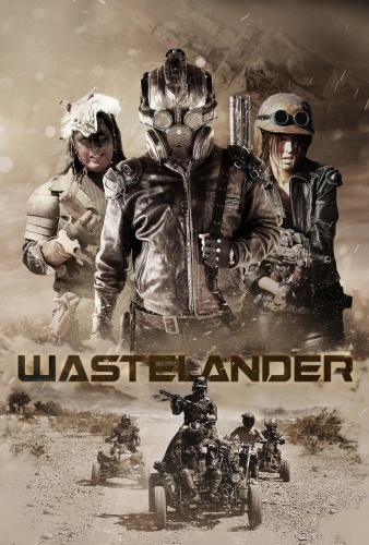 Wastelander 2018 1080p WEB-DL DD5 1 H264-FGT