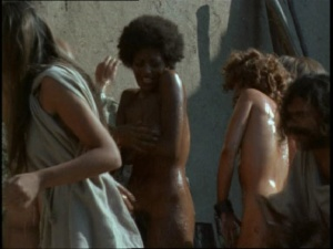 Pam Grier / Margaret Markov / others / The Arena / nude / topless / (US 1973)  IgIIwnrR_t