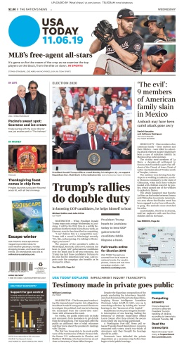 USA Today - 06 11 (2019)