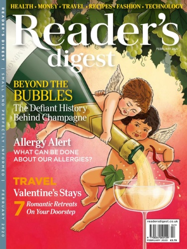 Readers Digest UK February (2020)