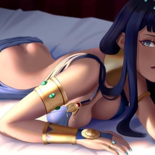 Japanese anime bondage