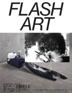 Flash Art International - March (2018)