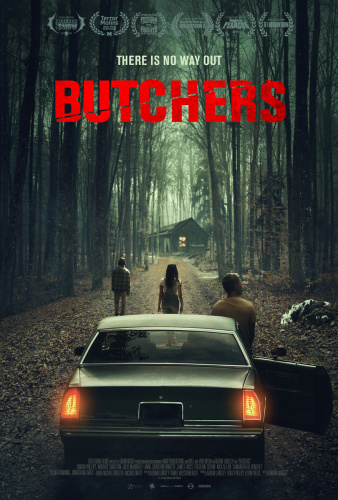 Butchers 2020 HDRip XviD AC3-EVO