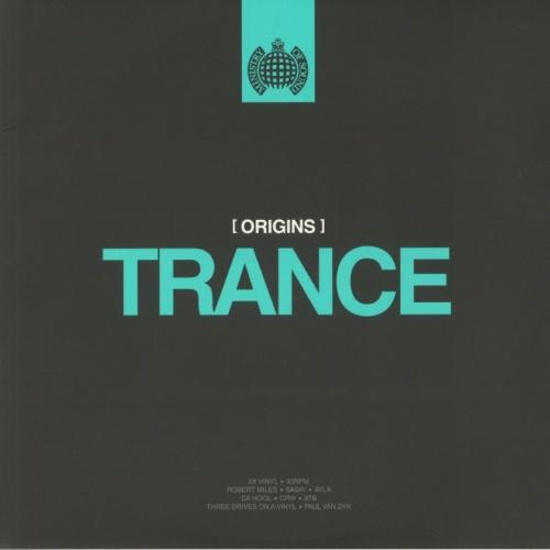 VA   Ministry Of Sound Origins Of Trance (2019)