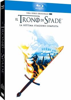 Il Trono di Spade - Stagione 7 (2017) [4 Blu-Ray] Full Blu-Ray 130Gb AVC ITA DD 5.1 ENG TrueHD 7.1 MULTI