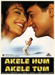 Akele Hum Akele Tum (1995) Hindi 720p HDRip x264 AAC  Shadow(HDwebmovies