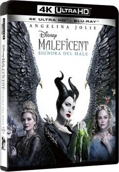 Maleficent - Signora del male (2019) Full Blu-Ray 4K 2160p UHD HDR 10Bits HEVC ITA DD Plus 7.1 ENG Atmos/TrueHD 7.1 MULTI