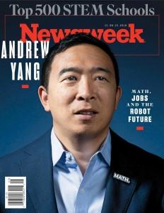 Newsweek USA - 08 11 (2019)