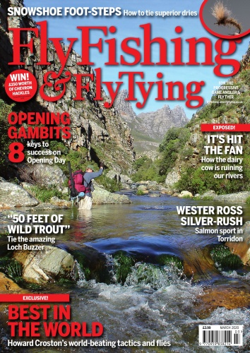 Fly Fishing & Fly Tying - March (2020)