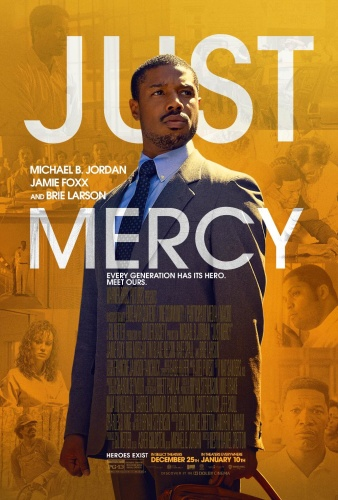 Just Mercy 2019  DVDScr XvId AC3-ETRG