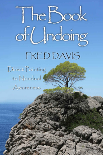 The Book of Undoing Direct Pointing to Nondual Awareness by Fred Davis