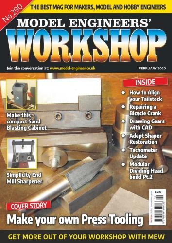 Model Engineers ' Workshop - Issue 290 - February (2020)