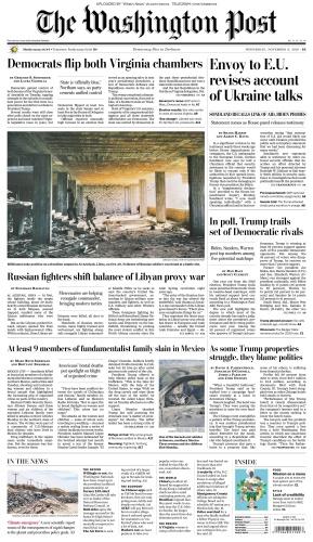The Washington Post - 06 11 (2019)