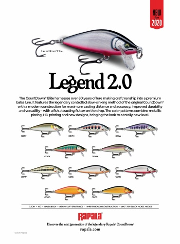 Fishing World - April (2020)