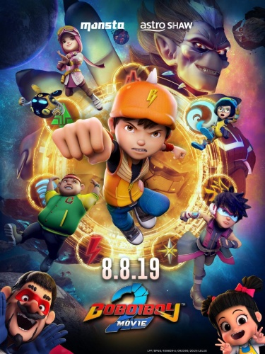 BoBoiBoy Movie 2 2020 HDRip XviD AC3-EVO