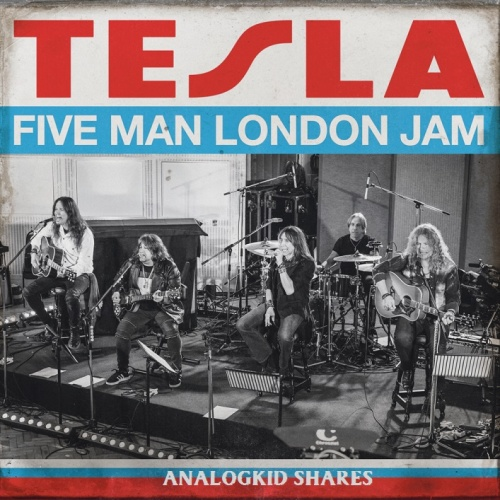 Tesla   Five Man London Jam (Live At Abbey Road Studios Deluxe) 2020