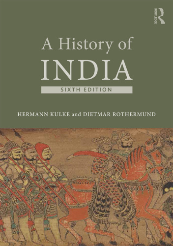 A History of India, 6th Edition