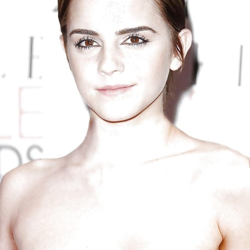 Emma watson nude shower
