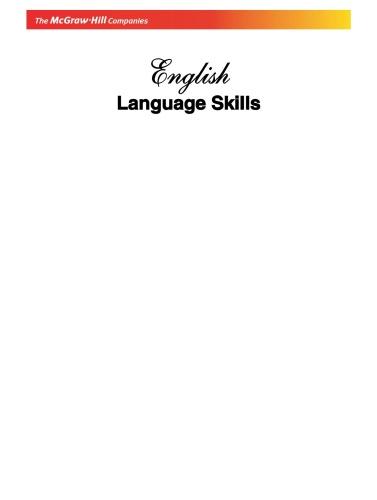English Language Skills ()