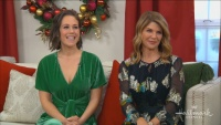 Erin Krakow, Lori Loughlin - Hallmark's Home & Family 21.12.2018 1080p WEB-DL