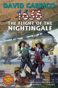 1636 The flight of the nightingale