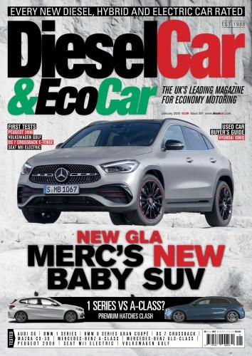 Diesel Car - January (2020)
