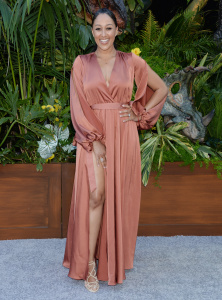 Tamera Mowry - 'Jurassic World: Fallen Kingdom' premiere in Los Angeles (6/12/18)