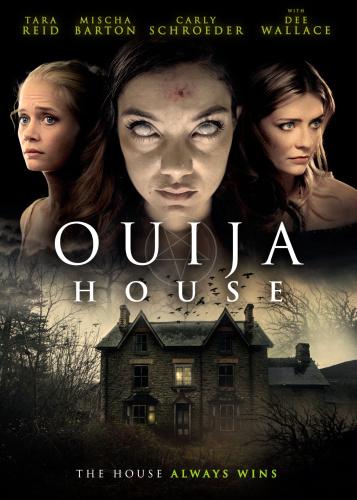 Ouija House 2018 WEBRip XviD MP3-XVID