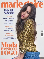 Dakota Johnson -                   Marie Claire Magazine (Italy) May (2018).