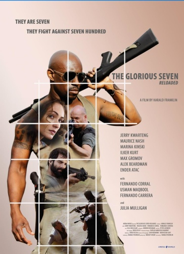 The Glorious Seven 2019 720p BRRip XviD AC3-XVID