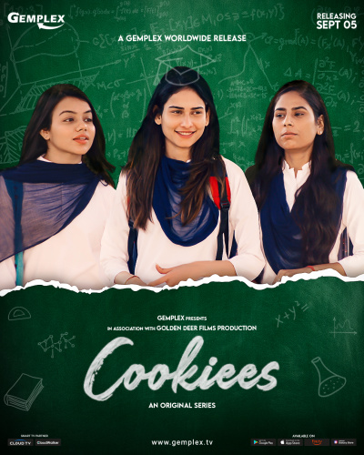 Cookiees (2020) 1080p WEB-DL Complete Season x264 AAC-Team IcTv Exclusive