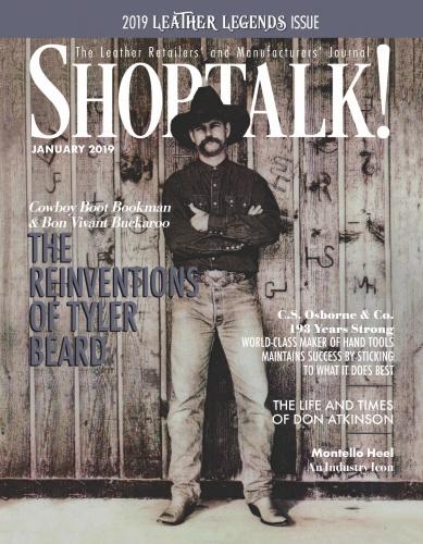 Shop Talk ! - January (2019)