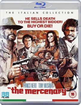 Il mercenario (1968) Full Blu-Ray 35Gb AVC ITA ENG GER DTS-HD MA 2.0
