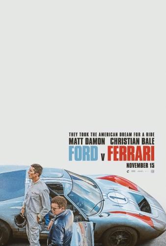 Ford V Ferrari (2019) 2160p 4K BluRay 5 1 YTS MX