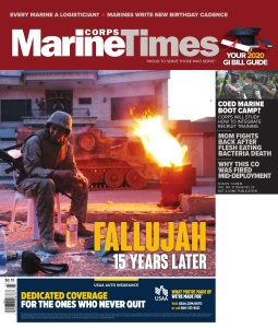 Marine Corps Times  December (2019)