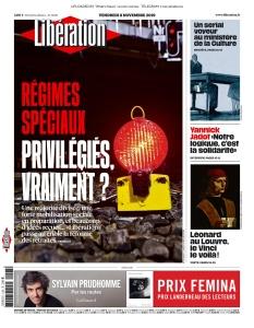 Libération - 08 11 (2019)