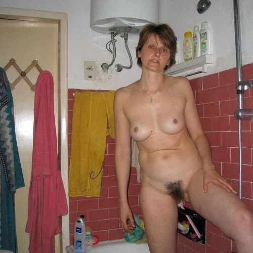 Hot mature hairy pics