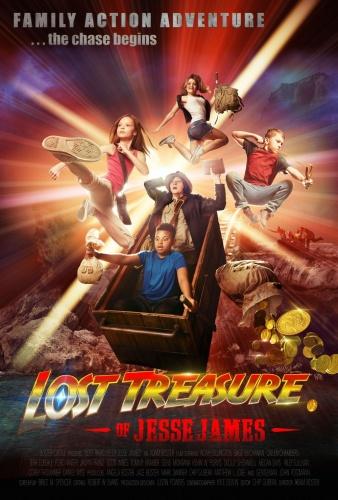 Lost Treasure of Jesse James 2021 HDRip XviD AC3-EVO
